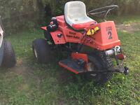 Tracteur à pelouse Smithco
