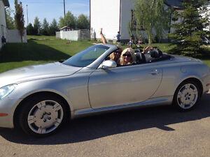 2005 Lexus SC Convertible