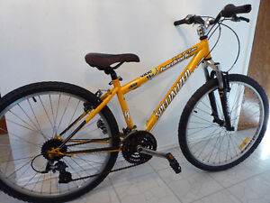 """Specialized 24"""" Mountain Bike with Suspension"""