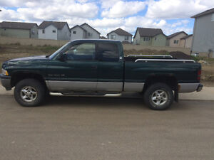 1998 Dodge Power Ram 1500 Silver Other