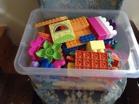 Box of bricks £5