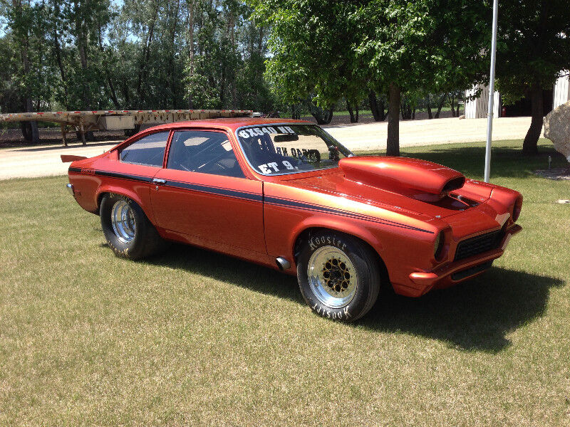 1972 Chevrolet Vega Race Car | Classic Cars | Winnipeg | Kijiji