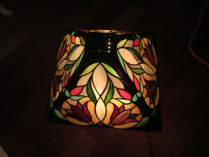 $100 Lamp approx 25 inches high by 16 inches wide Campbell River Comox Valley Area image 4