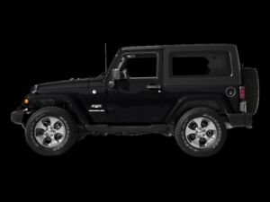 2017 Jeep Wrangler Sahara  - Low Mileage