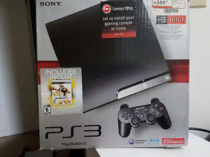 Sony Playstation 3 -  250GB system with 21 games for Sale