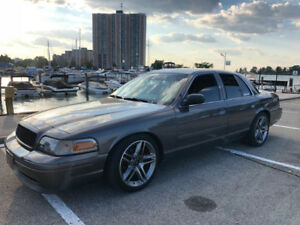 2011 Crown Victoria P7B (Modified) (Read Description)