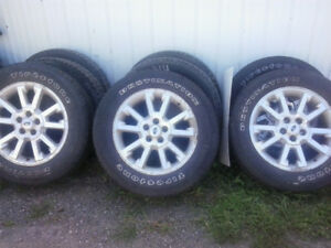 Tires & Rms