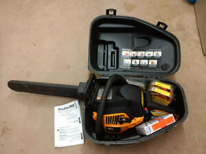 CHAIN SAW  -  POULAN PRO 42cc CHAINSAW   **WITH CASE**