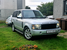 Range rover vogue sell or swap