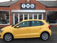 2010 VOLKSWAGEN POLO 1.4 SEL 5dr