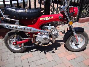 Honda ct70 ( z50 atc70 )