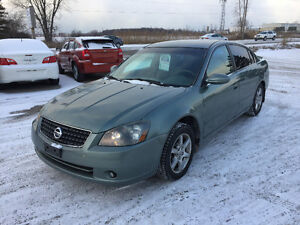 2005 Nissan Altima 2.5 S Sedan Safety & Etested! Low K's