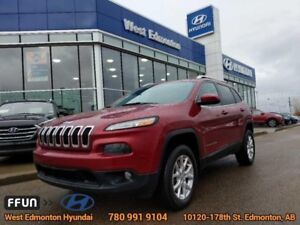 2014 Jeep Cherokee North  North- Bluetooth-Rearview Camera- Remo