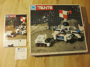 Hasbro TENTE LEGO ASTRO SPACE STATION 1978 100% Complete Toy