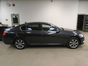 2009 LEXUS GS350 AWD NAVI! 300HP! ONLY 106,000KMS! ONLY $17,900!
