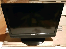 "Technika 24 "" TV with built in Freeview and remote."