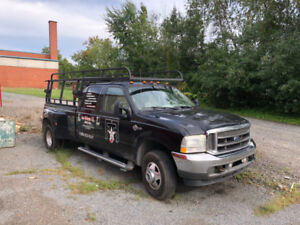 Ford F350 2004 roue double