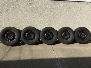 Selling Four Sets of Tires!!!