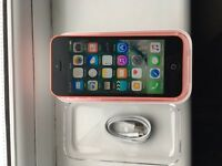 iPhone 5c 16gb - unlocked network.