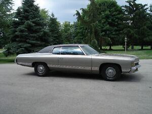 Restored 1972 Chev Caprice