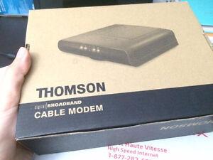 THOMSON cable modem Thomson DCM475