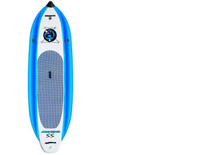 SS INFLATABLE STAND UP PADDLE BOARD