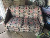 Small 2 seater sofa seat