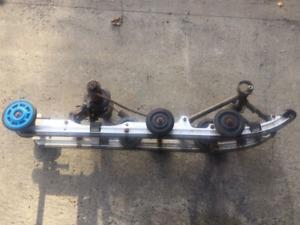 Polaris Indy XLT Touring Rear Suspension Skid