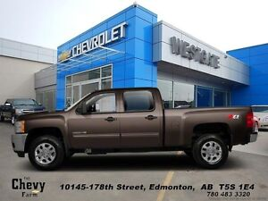 2012 Chevrolet Silverado 2500HD LTZ 4WD  Camera - Deluxe - Heate