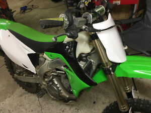 2010 Kx450f for sale or trade for sled