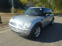Mini Mini 1.6 One 2001/51 very good condition drives very well