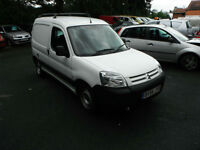 Citroen Berlingo 1.9D 600D LX ONLY 61000 MILES WITH FULL SERVICE HISTORY NO VAT