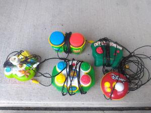 5 Plug & Play Video Games