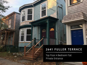 4 Bed - Fuller Terrace , North End, renovated - Dec 1st - $1600