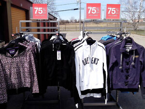 New liquidated products worth over $30,000 retail for $5,000.