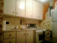 (Metro Cote-Vertue) Heated – Electricity- Hot Water-Furnished