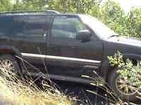 2000 GMC Jimmy Hatchback
