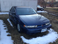 1995 Olds Cutlass E tested  **AS IS**