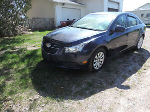 2011 Chevrolet Cruze lt only 4500