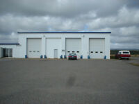 Commerical / Industrial / 4 Bay Garage Building Stephenville, NL