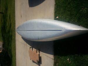 Aerocraft Alum Canoe
