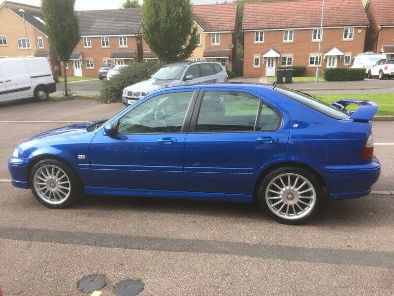 """2002, 52 reg MG ZS 120+ Hatchback """"Must See!!"""""""