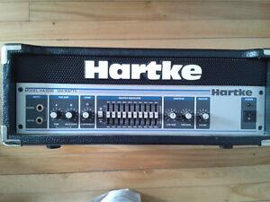 BASS AMP HARTKE3500 (350W)