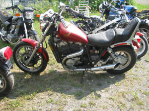 Pièces Honda VT750 Shadow 1983 - 1985 Parting out