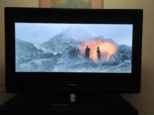 "PANASONIC 50"" PLASMA IN MINT CONDITION WITH REMOTE"