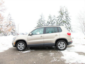 2015 Volkswagen Tiguan 4Motion AWD- RUNS LIKE NEW!!  ($63/ week)