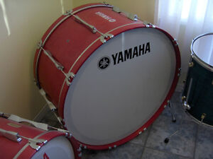"32"" Yamaha bass drum -NEW"