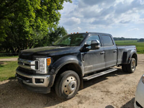 2017 Ford f,-450 super duty xlt