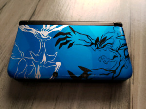 3DS XL Pokemon X and Y Limited Edition (Blue)