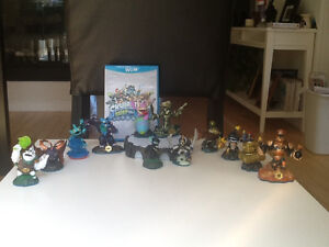 Skylanders swap force avec figurines